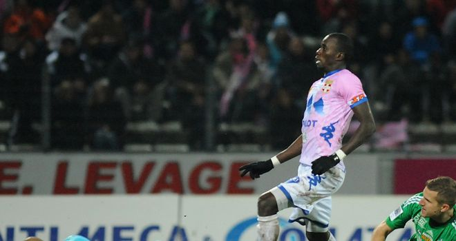 Mohamed Rabiu starts the Evian fightback