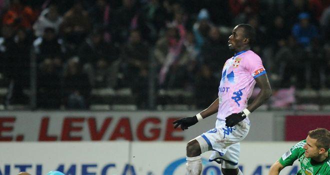 Mohamed Rabiu starts the Evian fightback