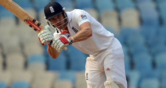 Nick Compton: Admitted he 'desperately needed' good score against Mumbai A