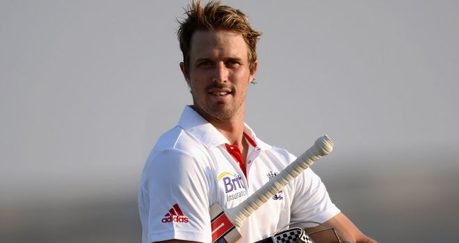 Nick Compton: Provided important early support for Alastair Cook