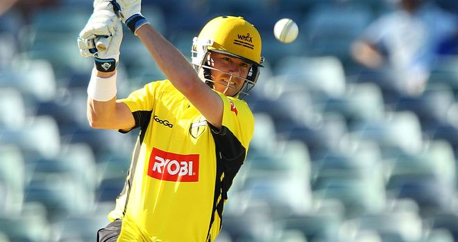 Marcus North: Will captain Glamorgan's limited-overs side in 2013
