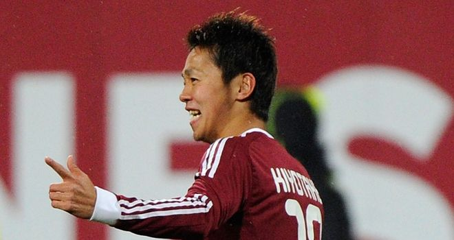 Hiroshi Kiyotake: Added two goals in Nurnberg win