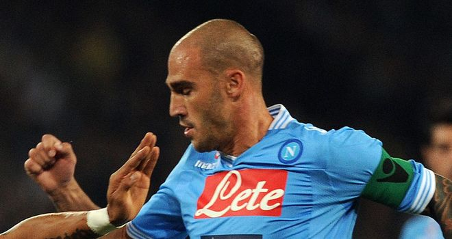 Paolo Cannavaro: Wary of threat Lazio will pose Napoli