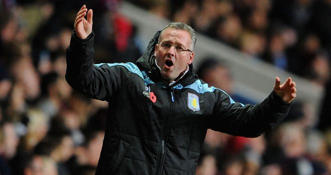 Paul Lambert: Won just two of 12 league games
