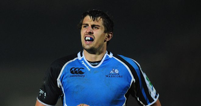Peter Murchie: Signed contract extension with Glasgow Warriors