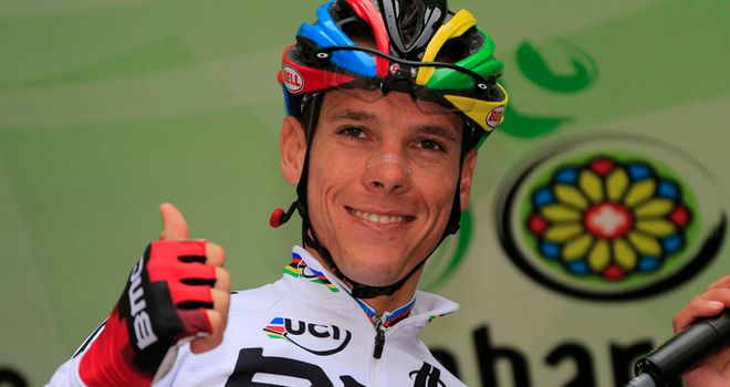 Phillippe Gilbert: The 2012 World Road Race Champion