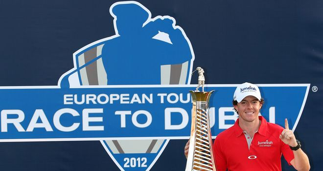 Rory McIlroy: On target to break Nicklaus' 26-year record