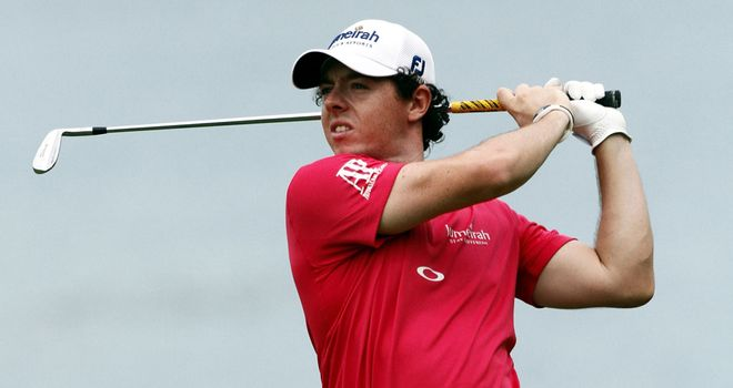 Rory McIlroy: Set to change club manufacturers