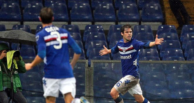 Andrea Poli: Scored the only goal