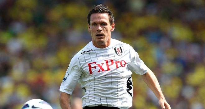 Sascha Riether: The right-back was named Fulham's Player of the Season in 2012/13