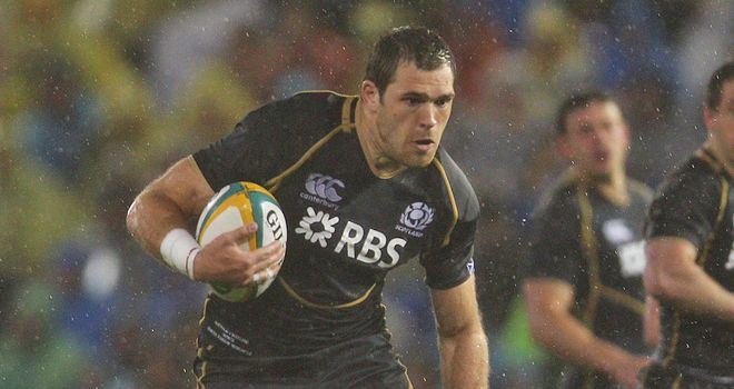 Sean Lamont: Wants Scotland to toughen up in defence against Tonga