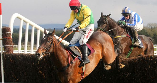 Sizing Europe: 10-year-old holds entries in the William Hill King George VI Chase at Kempton on Boxing Day, the Paddy Power Dial-A-Bet Chase at Leopardstow