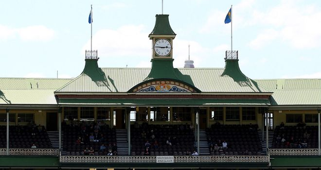 Sydney Cricket Ground: Venue for the fifth Test