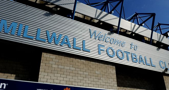 Millwall: Free sponsorship for charity