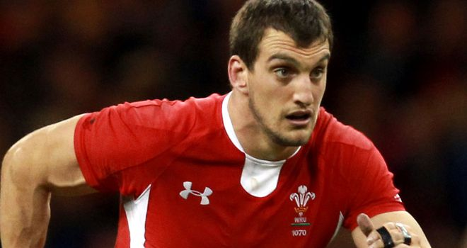 Sam Warburton: Dropped to bench for Samoa clash