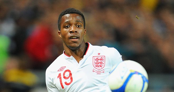 Wilfried Zaha: Could be England's main threat in Tel Aviv