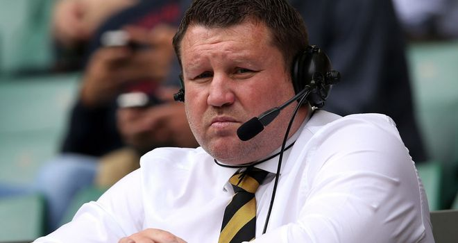 Dai Young: Felt that Wasps let their standards slip in the win over Sale