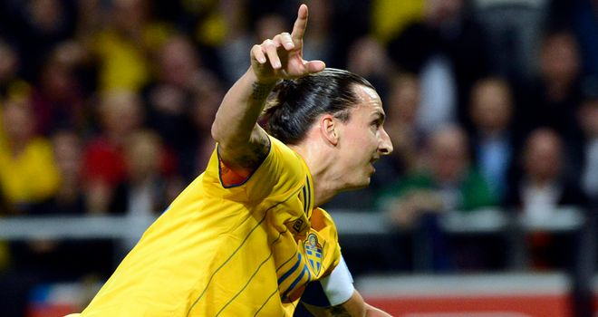 Zlatan Ibrahimovic: Caught Wenger's eye at Arsenal as a teenager