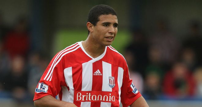 Diego Arismendi: Made no appearances in the Premier League during his time at Stoke