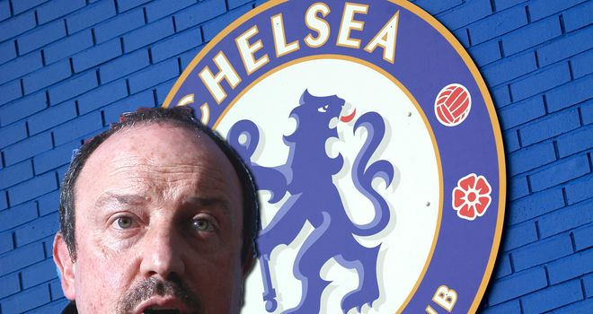 Rafa Benitez: Chelsea's latest manager of the Abramovich era