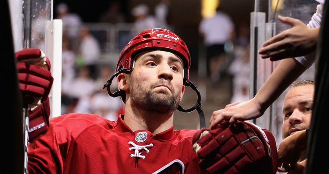 Paul Bissonnette: Scored on his debut for Cardiff Devils