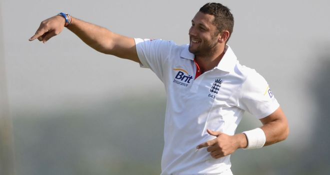 Tim Bresnan: On the comeback trail and looking to play his full part for Yorkshire and England