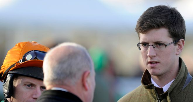 Harry Fry: Fined over positive test from Bold Chief at Kempton