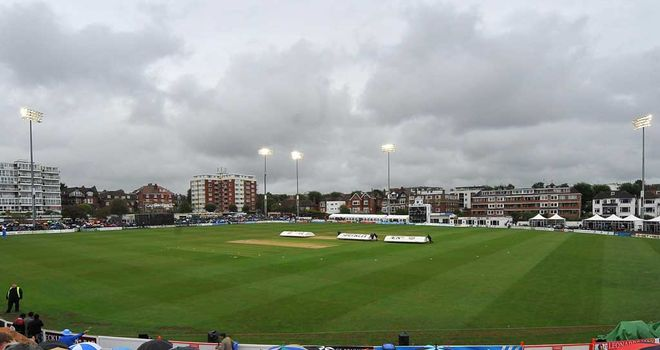 Harry Finch and Callum Jackson will hope to step out at Hove sometime this summer