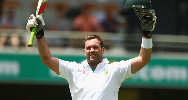Jacques Kallis: South Africa 'still have time to win Test'