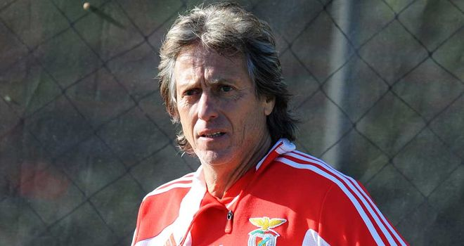 Jorge Jesus: Benfica boss issues plea to fans