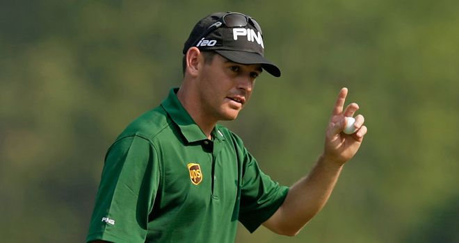 Louis Oosthuizen: Added a 63 to his opening 65 to claim a five-shot lead