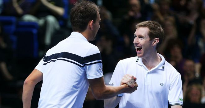Jonny Marray: Wants Davis Cup spot