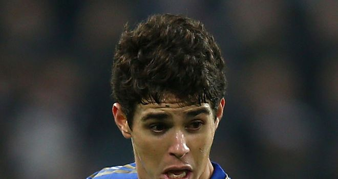 Oscar: Wants to win 'the biggest titles' with Chelsea