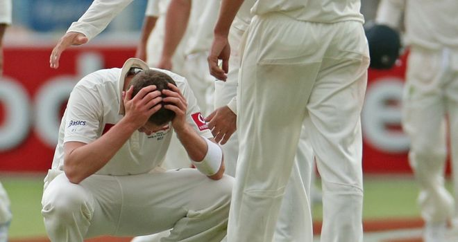 Peter Siddle is suffering from fatigue and will not play in the Perth Test