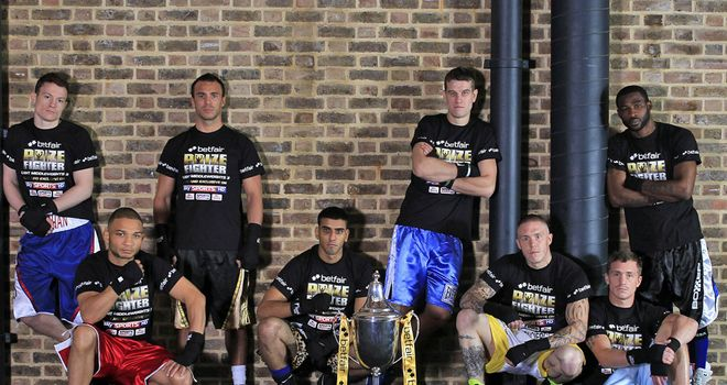 Prizefighter - Light-middleweights III contenders