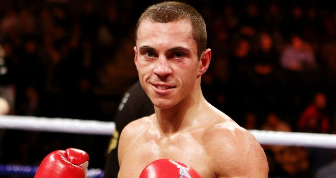 Scott Quigg: Already in camp despite no return date
