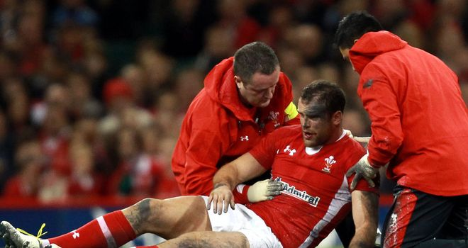 Jamie Roberts: Jinx strikes injury-prone Wales centre again