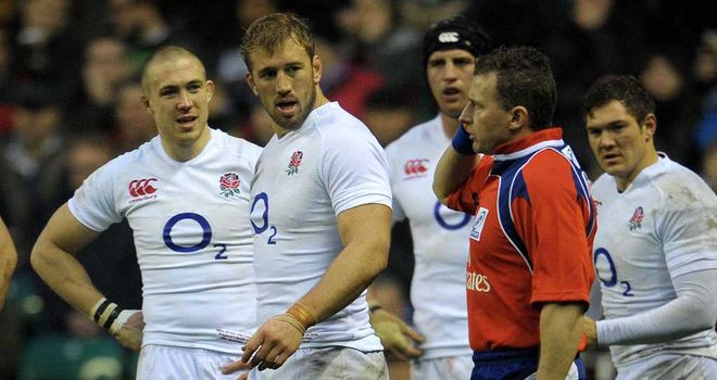 Chris Robshaw: New Zealand ready for backlash from England skipper and his team