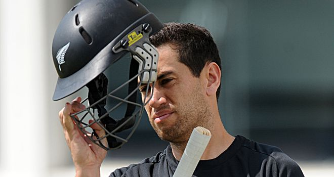 Ross Taylor: Unceremoniously dumped as captain by NZC