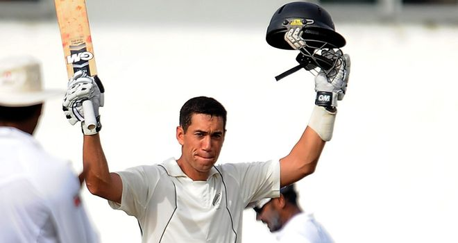 Ross Taylor: Led a fightback after early wickets