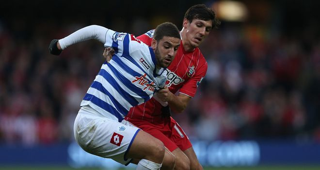 Adel Taarabt: QPR playmaker was linked with a move to PSG last year