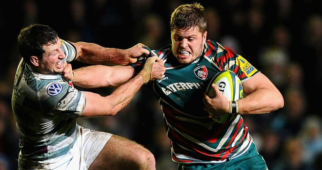 Ed Slater: Aviva Premiership player of the month for March
