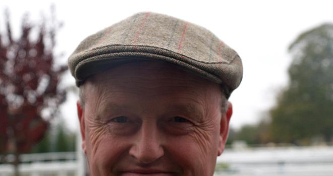 Victor Dartnall: Light at the end of the tunnel for North Devon trainer