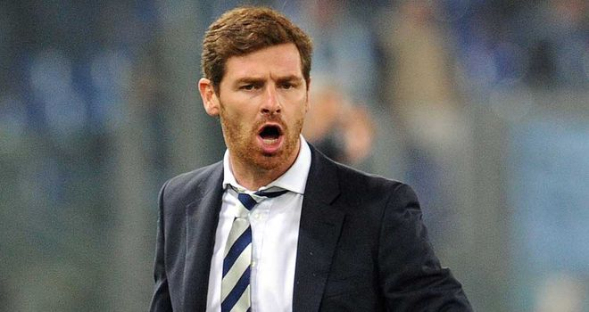 Andre Villas-Boas: Not planning a January spending spree at Spurs