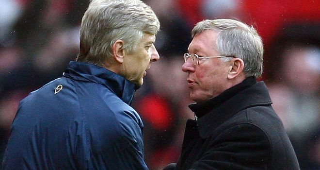 Arsene Wenger and Sir Alex Ferguson: Huge respect on the battle ground