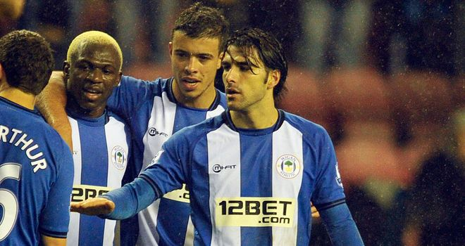 Jordi Gomez: Only the second Spaniard to net a Premier League hat-trick