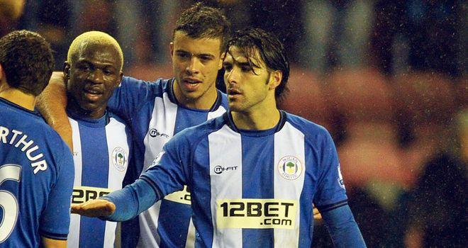 Jordi Gomez: Only the second Spaniard to net a Premier League hat-trick
