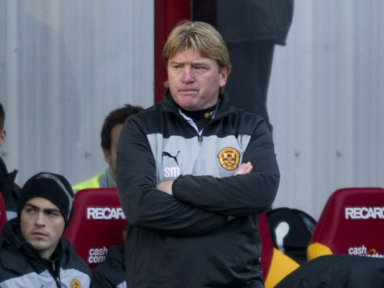 Stuart McCall: Prepares for Friday night's clash