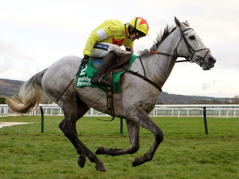 Al Ferof: King George hopeful