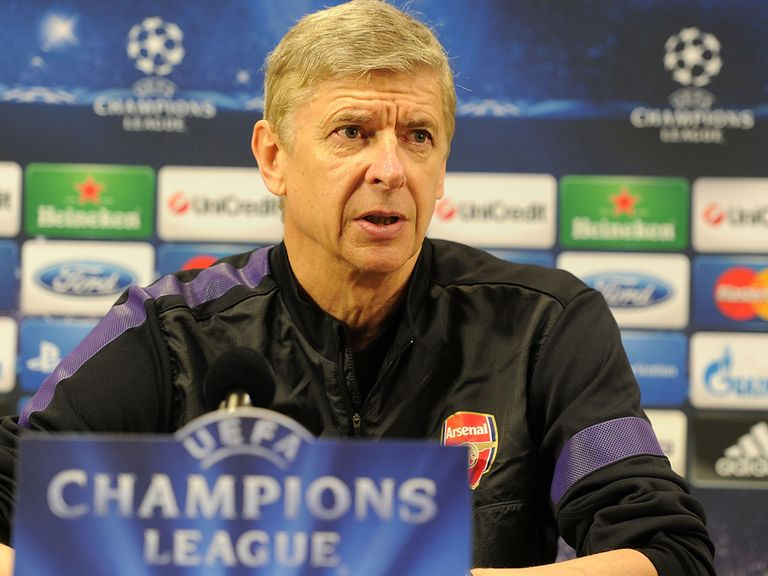 Arsene Wenger: Proud of Arsenal record